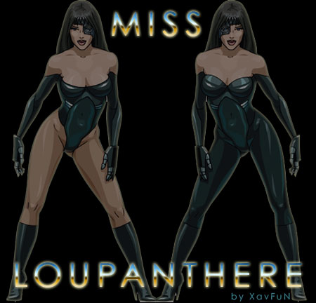 Miss Loupanthere